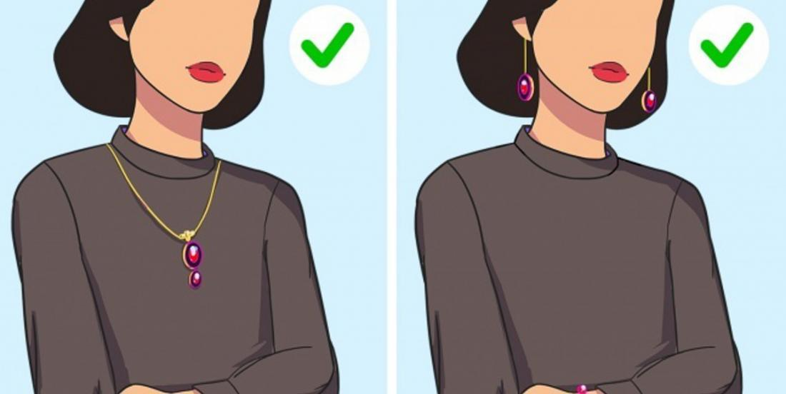 14 dressing rules that everyone should know once and for all