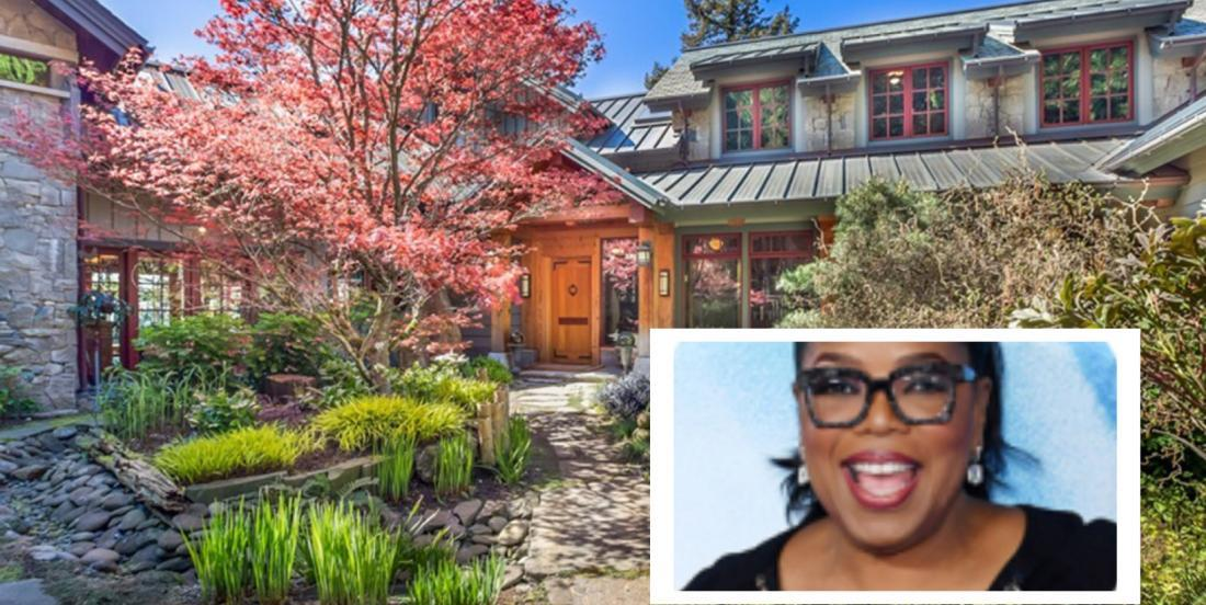 What do you think of Oprah Winfrey's new home?