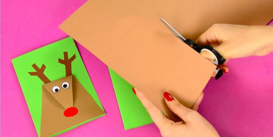 Here are 12 fun DIY greeting cards ideas