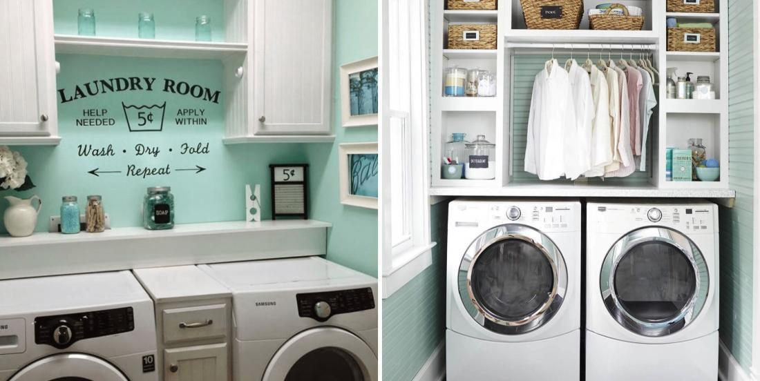 Take a look at these 20 laundry rooms photos to inspire you.