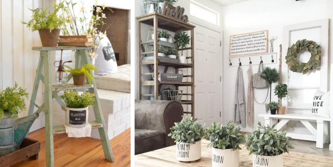 18 decorative Provencal inspired ideas