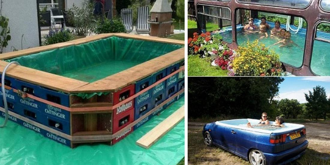 18 pictures of original swimming pools