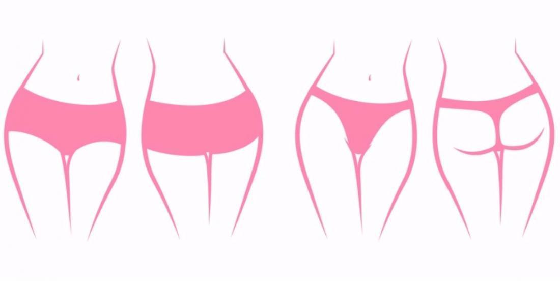 6 mistakes many women make with their panties