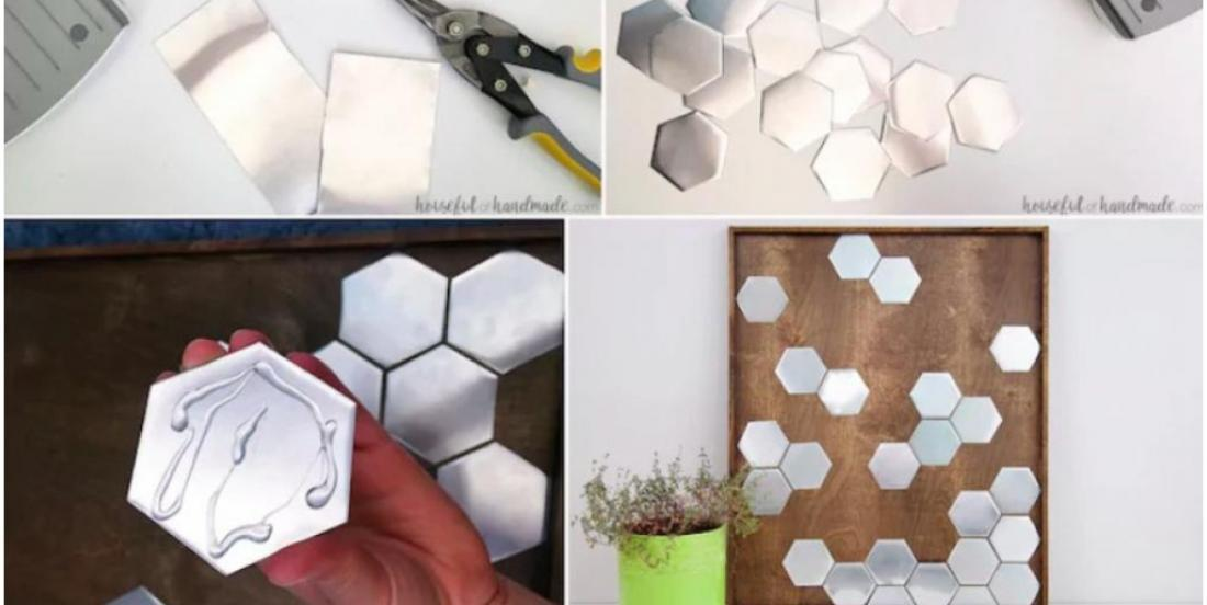 11 little and easy DIYs that add character to your home