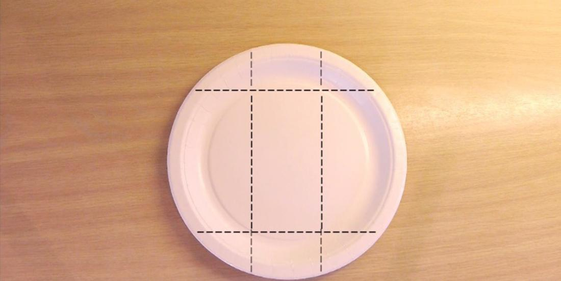 Learn how to fold paper plates to create convenient containers for your guests