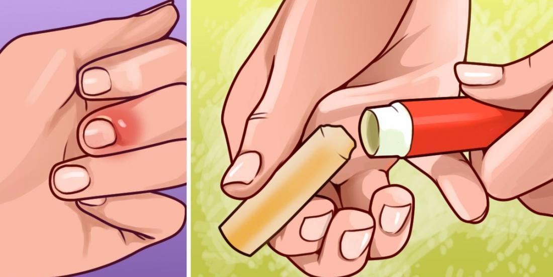 7 original ways to use lip balm