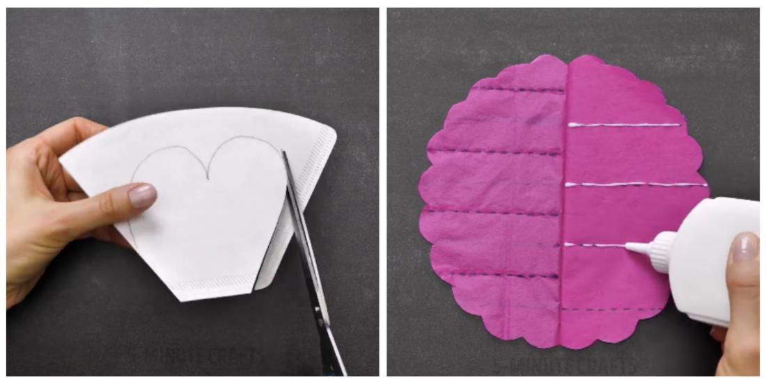 Craft ideas with different kind of papers, take a look at these new ideas.