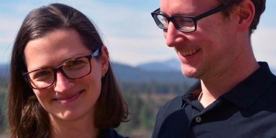 This couple managed to retire at only 38 and 41 years old ... here's how they did it
