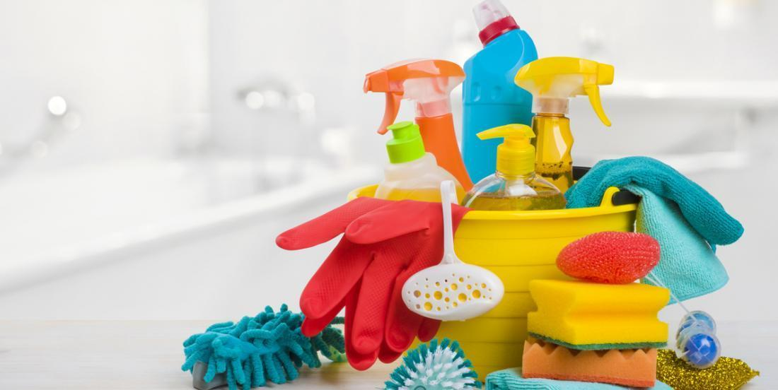 Cleaning products could be as bad for lungs as cigarettes.