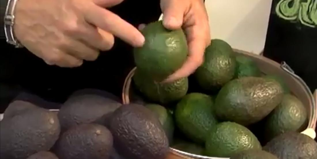 3 tips to always choose the perfect avocados!
