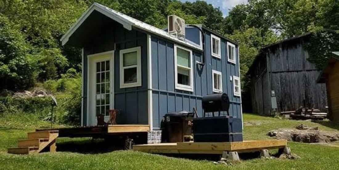 Do you think this tiny house would make a great house for guests?