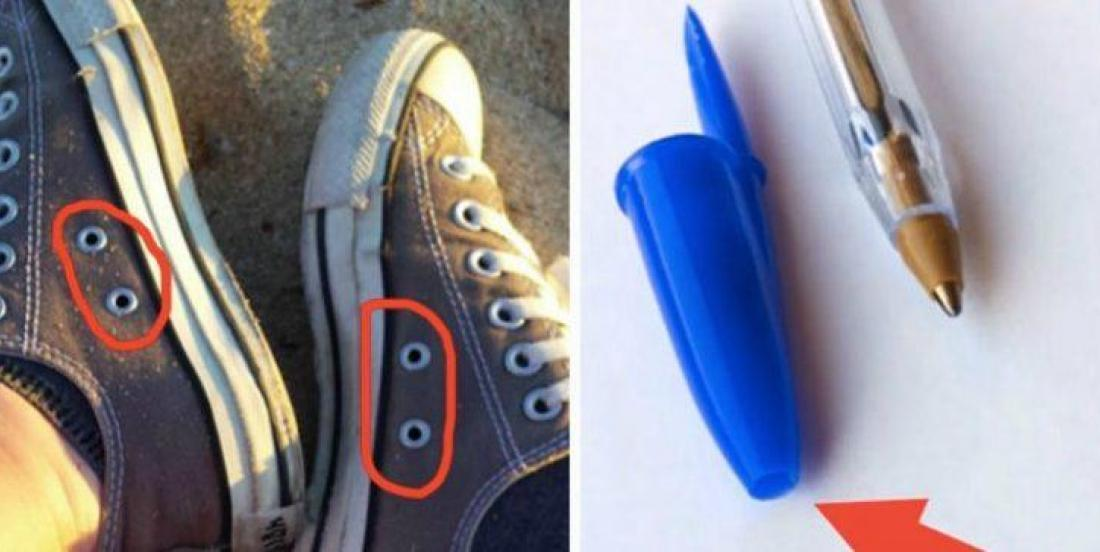 Unsuspected use of things you use every day but didn't know about.