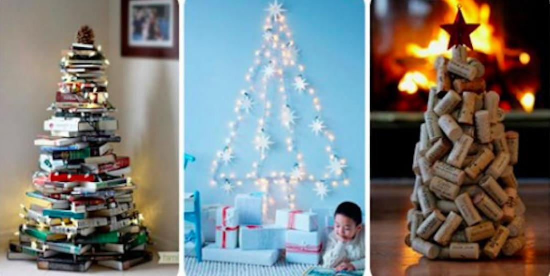 33 Christmas tree ideas that are out of the ordinary!
