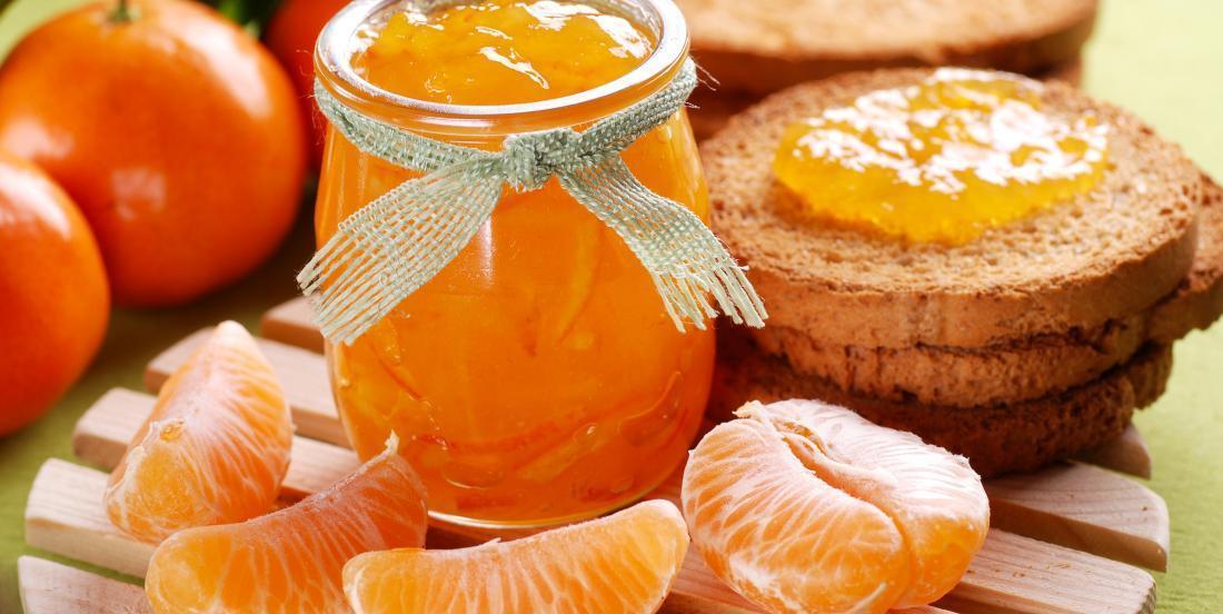The perfect winter gourmet recipe: homemade clementine jam!