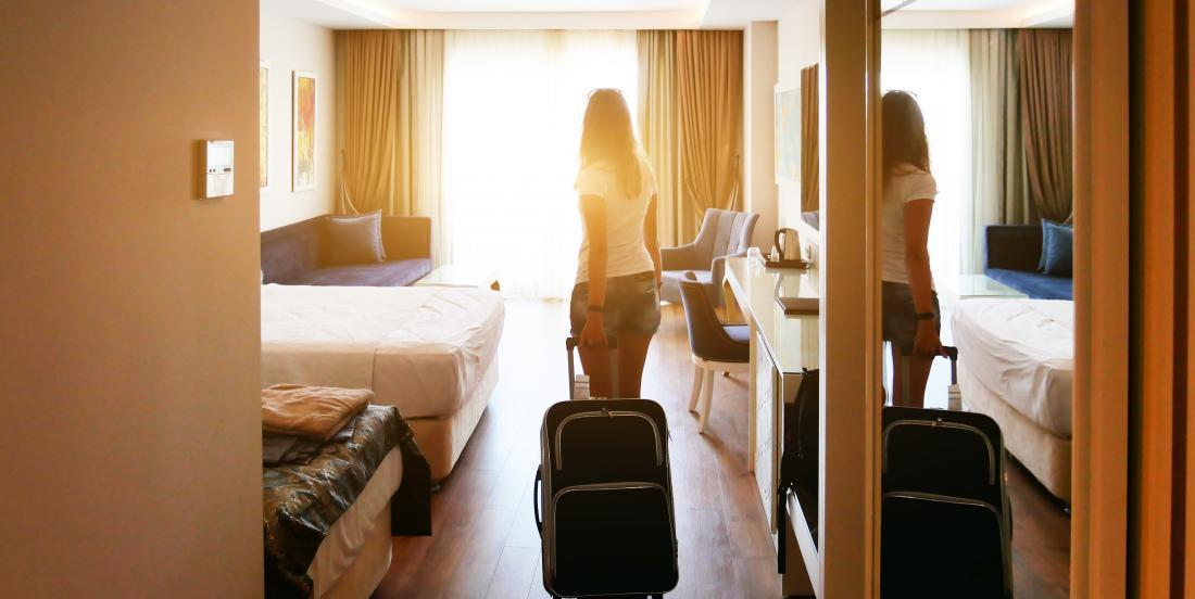 The 7 etiquette rules you should follow when leaving a hotel room.