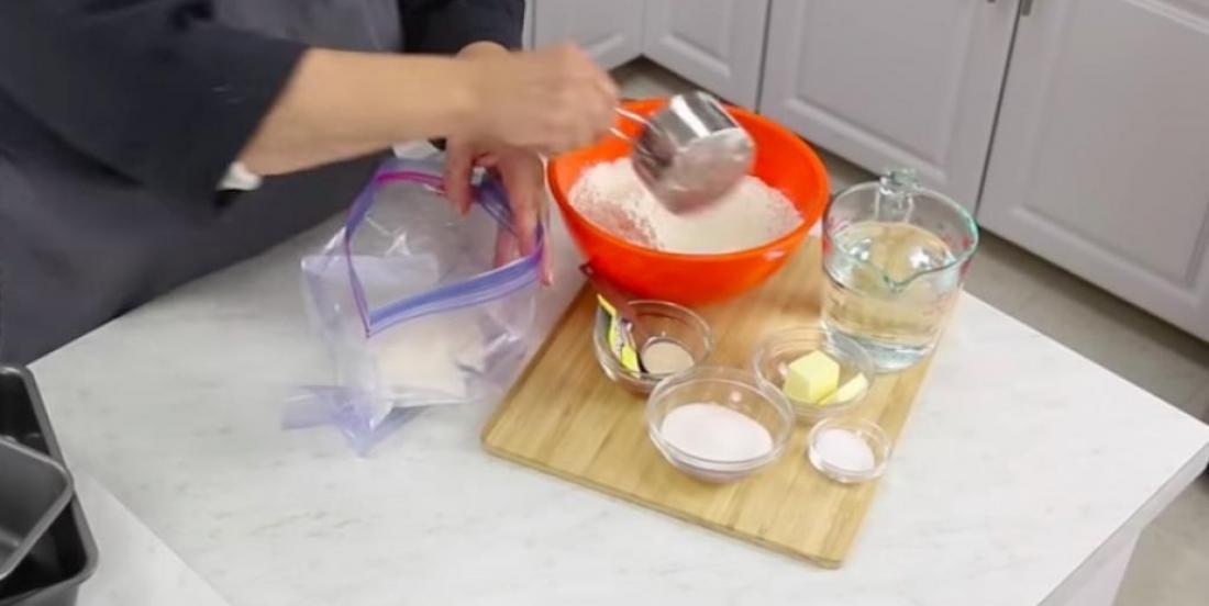 Zip-Top Bag Bread Recipe