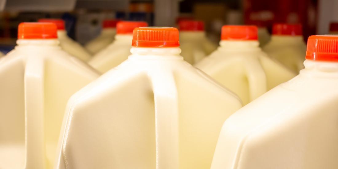 5 ways to use spoiled milk!