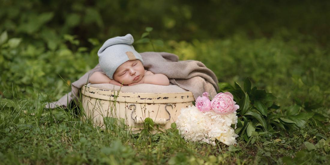 10 reasons why babies born in July are out of the ordinary.