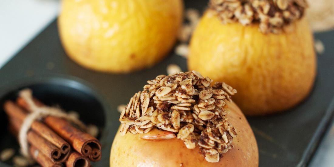The ultime dessert for Fall: Baked Apples.