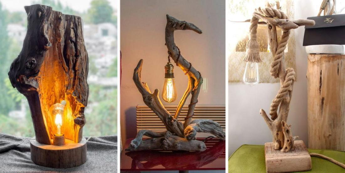15 amazing DIY lamp ideas to add some light to your home.