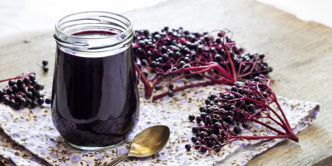 Elderberry: the secret ingredient we all need this winter.
