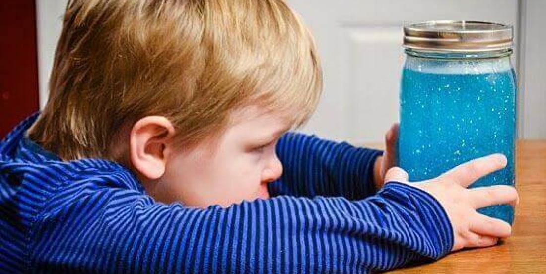 The best parenting hack: Calm Down Jar.