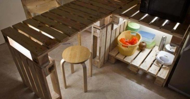 make a nice kitchen island with these 15 models made with wooden