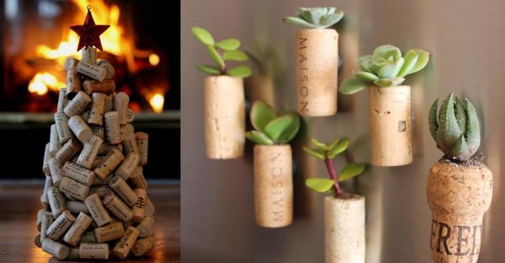 20 creative ways to reuse corks